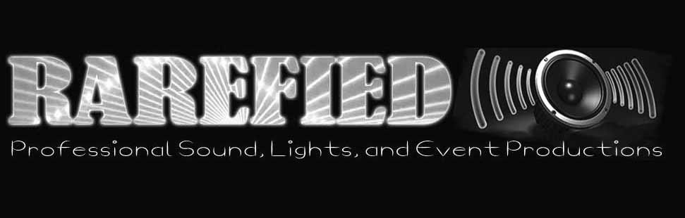 RAREFIEDRECORDS.COM - RAREFIED PROFESSIONAL SOUND, LIGHTS, EVENT PRODUCTION AND RENTAL Orlando Florida